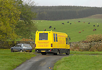 Mobile library.