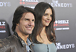 Tom Cruise and Katie Holmes attends The World Premiere of THE KENNEDYS at The Academy of Motion Pictures Arts And Sciences, Samuel Goldwyn Theater in Beverly Hills, California on March 28,2011                                                                               © 2010 DVS / Hollywood Press Agency