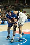 Anadolu Efes´s Dario Saric during 2014-15 Euroleague Basketball match between Real Madrid and Anadolu Efes at Palacio de los Deportes stadium in Madrid, Spain. December 18, 2014. (ALTERPHOTOS/Luis Fernandez)