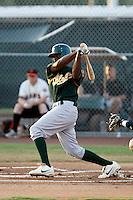 Jeremy Wells - AZL Athletics - 2009 Arizona League.Photo by:  Bill Mitchell/Four Seam Images..