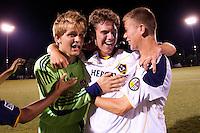 Los Angeles Galaxy vs PA Classics July 16, 2011
