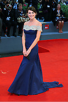 Guest attends the red carpet for the premiere of the movie 'The Danish Girl' during 72nd Venice Film Festival at Palazzo Del Cinema in Venice, Italy, September 5.<br /> UPDATE IMAGES PRESS/Stephen Richie