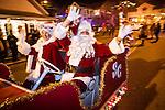 Parade of Lights, Sutter Creek, Dec. 21, 2013