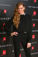 "Maria Castro attend the Premiere of the movie ""Musaranas"" in Madrid, Spain. December 17, 2014. (ALTERPHOTOS/Carlos Dafonte) /NortePhoto /NortePhoto.com"
