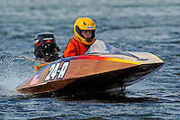 24-A (runabout)....Stock  Outboard Winter Nationals, Ocoee, Florida, USA.13/14 March, 2010 © F.Peirce Williams 2010