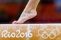 SCHEDER Sophie GER <br /> Balance Beam <br /> Women's Individual All-Around<br /> Rio de Janeiro 11-08-2016 Rio Olympic Arena <br /> Artistic Gymnastic - Ginnastica <br /> Foto Andrea Staccioli/Deepbluemedia/Insidefoto