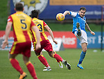 Partick Thistle v St Johnstone…28.10.17…  Firhill…  SPFL<br />Paul Paton<br />Picture by Graeme Hart. <br />Copyright Perthshire Picture Agency<br />Tel: 01738 623350  Mobile: 07990 594431