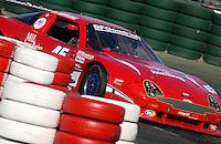 Marvin Jones  #45  Jones Racing Mangusta