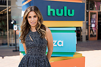 """LOS ANGELES, CA - OCTOBER 9: Ana Ortiz visits The Citadel as Hulu celebrates Hispanic Latinx Heritage Month with """"Acentos Bienvenidos"""" on October 9, 2021 in Commerce, California.  (Photo by Willy Sanjuan/Hulu/PictureGroup)"""