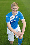 St Johnstone Academy Under 17's…2016-17<br />Gregor Donald<br />Picture by Graeme Hart.<br />Copyright Perthshire Picture Agency<br />Tel: 01738 623350  Mobile: 07990 594431