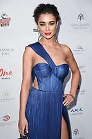 Amy Jackson<br /> at the London Hilton Hotel for the Asian Awards 2017, London. <br /> <br /> <br /> ©Ash Knotek  D3261  05/05/2017