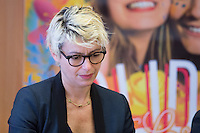 ANNE A. R. - CONFERENCE DE PRESSE SOLIDAYS 2016 'SOLIDAYS OF LOVE'