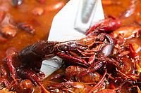 2021-04-18 The Houstonian Crawfish Boil