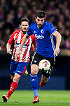 Andrija Pavlovic of FC Copenhague in action during the UEFA Europa League 2017-18 Round of 32 (2nd leg) match between Atletico de Madrid and FC Copenhague at Wanda Metropolitano  on February 22 2018 in Madrid, Spain. Photo by Diego Souto / Power Sport Images