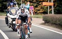World Champion Julian Alaphilippe (FRA/Deceuninck-QuickStep)<br /> <br /> 60th De Brabantse Pijl 2020 - La Flèche Brabançonne (1.Pro)<br /> 1 day race from Leuven to Overijse (BEL/197km)<br /> <br /> ©kramon