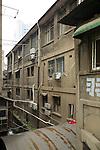 C.N. & Co. Godown Behind Taikoo House In Hankou (Hankow).