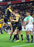 170318 Super Rugby - Hurricanes v Highlanders