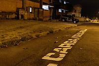 20/01/2021 - POLÍCIA FAZ SEGURANÇA EM DEPÓSITO DA CORONAVAC