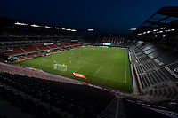 WASHINGTON, DC - SEPTEMBER 12: Audi Stadium during a game between New York Red Bulls and D.C. United on September 12, 2020 in Washington, DC.