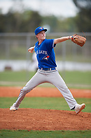 Nate Rosser (37) during the WWBA World Championship at Lee County Player Development Complex on October 11, 2020 in Fort Myers, Florida.  Nate Rosser, a resident of Delta, British Columbia, Canada who attends South Delta Secondary School.  (Mike Janes/Four Seam Images)