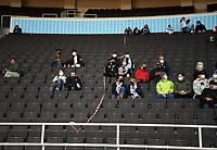 1st September 2021: Helsinki, Finland;  Spectators before the International Friendly football match Finland versus Wales at the Helsinki Olympic Stadium in Helsinki, Finland