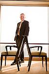 Joseph Martinetto - EVP, CFO - Charles Schwab: Executive portrait photographs by San Francisco - corporate and annual report - photographer Robert Houser.