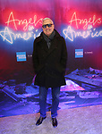 "Scott Wittman attends the Broadway Opening Night Arrivals for ""Angels In America"" - Part One and Part Two at the Neil Simon Theatre on March 25, 2018 in New York City."