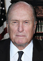 BEVERLY HILLS, CA, USA - OCTOBER 01: Robert Duvall arrives at the Los Angeles Premiere Of Warner Bros. Pictures And Village Roadshow Pictures' 'The Judge' held at the Samuel Goldwyn Theatre at The Academy of Motion Picture Arts and Sciences on October 1, 2014 in Beverly Hills, California, United States. (Photo by Xavier Collin/Celebrity Monitor)
