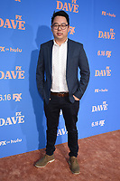 """LOS ANGELES, CA - JUNE 10: Executive Producer James Shin attends the Season Two Red Carpet event for FXX's """"DAVE"""" at the Greek Theater on June 10, 2021 in Los Angeles, California. (Photo by Frank Micelotta/FXX/PictureGroup)"""