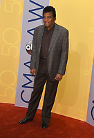 02 November 2016 - Nashville, Tennessee - Charlie Pride. 50th Annual CMA Awards. Then. Now. Forever Country. 2016 CMA Awards, Country Music's Biggest Night, held at Bridgestone Arena. Photo Credit: Laura Farr/AdMedia
