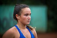 Hilversum, Netherlands, August 12, 2016, National Junior Championships, NJK, Gabriella Mujan (NED)<br /> Photo: Tennisimages/Henk Koster