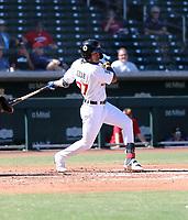 Jose Azocar - Mesa Solar Sox - 2019 Arizona Fall League (Bill Mitchell)