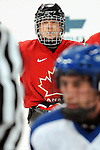 Jean Labonté, Vancouver 2010 - Para Ice Hockey // Para-hockey sure glace.<br /> Team Canada plays against Italy in Para Ice Hockey action // Équipe Canada affronte l'Italie dans un match de para-hockey sur glace. 13/03/2010.