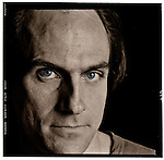 Singer songwriter James Taylor