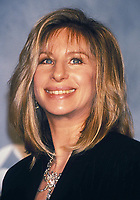 Barbra Streisand 1991 Photo by Adam Scull-PHOTOlink.net