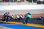 VALENCIA, SPAIN - NOVEMBER 11: Joan Mir during Valencia MotoGP 2016 at Ricardo Tormo Circuit on November 11, 2016 in Valencia, Spain