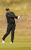 Thomas BJORN (DEN) during round one of the 2016 Aberdeen Asset Management Scottish Open played at Castle Stuart Golf Golf Links from 7th to 10th July 2016: Picture Stuart Adams, www.golftourimages.com: 07/07/2016