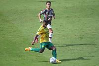 Rio de Janeiro (RJ), 06/06/2021  - Fluminense-Cuiabá - Auremir jogador do Cuiabá,durante partida contra o Fluminense,válida pela 2ª rodada do Campeonato Brasileiro 2021,realizada no Estádio de São Januário,na zona norte do Rio de Janeiro,neste domingo (06).