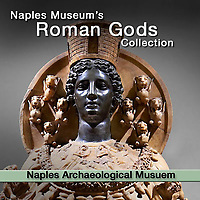 Roman Gods & Mythological Statues - Naples - Museum