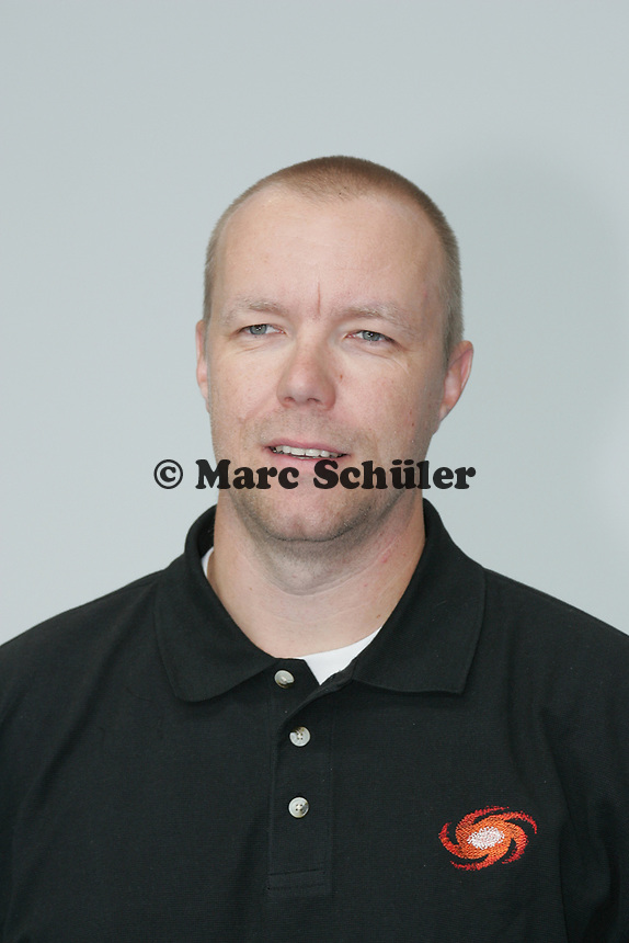 National Coach Markus Grahn (Frankfurt Galaxy)