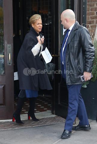 November 04, 2019 Tonya Lewis Lee attend Through Her Lens: The Tribeca Chanel Women's Filmmaker Program Luncheon at Locanda Verde  in New York.November 04, 2019. Credit:RW/MediaPunch