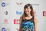 Natalia de Molina poses during the `Solo quimica´ film presentation in Madrid, Spain. July 14, 2015. (ALTERPHOTOS/Victor Blanco)