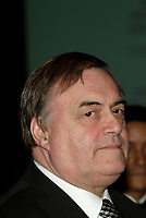 United Kingdom Deputy Prime Minister and First Secretary of<br /> State the Right Honorable John Prescott speak at the  12th International Economic Forum of the Americas<br />                            Conference of Montreal