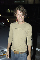 MIAMI BEACH, FL - AUGUST 23, 2006:  Designer Esteban Cortazar out and about on South Beach. On August 23, 2006 in Miami Beach, Florida.  <br />  <br /> People;   Esteban Cortazar