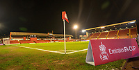 11th February 2021; Oakwell Stadium, Barnsley, Yorkshire, England; English FA Cup Football, Barnsley FC versus Chelsea; General View of Oakwell ahead of FA Cup 5th round tie with Chelsea
