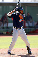 Alex Castillo - Cleveland Indians 2009 Instructional League. .Photo by:  Bill Mitchell/Four Seam Images..