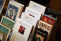 Pictured: Sidney Nolan Centenary literature Friday 02 December 2016<br /> The Sidney Nolan Trust, Rodd, Herefordshire, England, UK