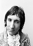The Who 1967 Pete Townshend at Saville Theatre<br /> © Chris Walter