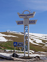 Am Goderzi-Pass, Samzche-Dschawachetien, Georgien, Europa<br /> at Goderzi pass, Samzche-Dschawacheti,  Georgia, Europe