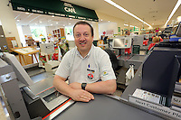 Allan Stroud, customer assistant
